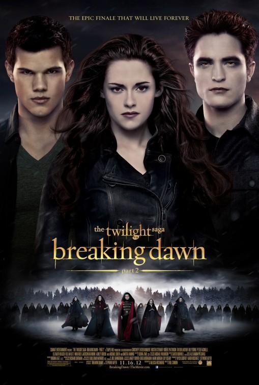 The Twilight Saga: Breaking Dawn - Parte 2: nuovo poster internazionale