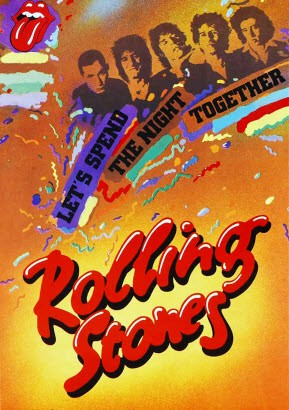 Time Is on Our Side - The Rolling Stones: la locandina del film