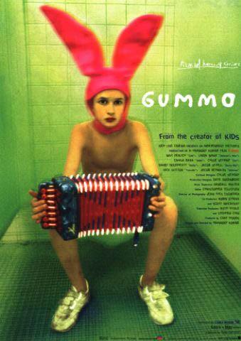 Gummo: la locandina del film