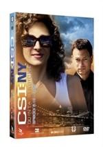 La copertina di CSI: New York - Stagione 5 - Parte 2 (dvd)
