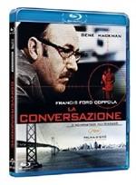 La copertina di La conversazione (blu-ray)