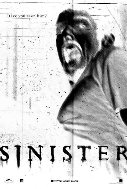 Sinister: nuovo poster USA 2