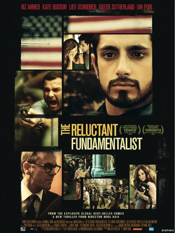 The Reluctant Fundamentalist: la locandina del film