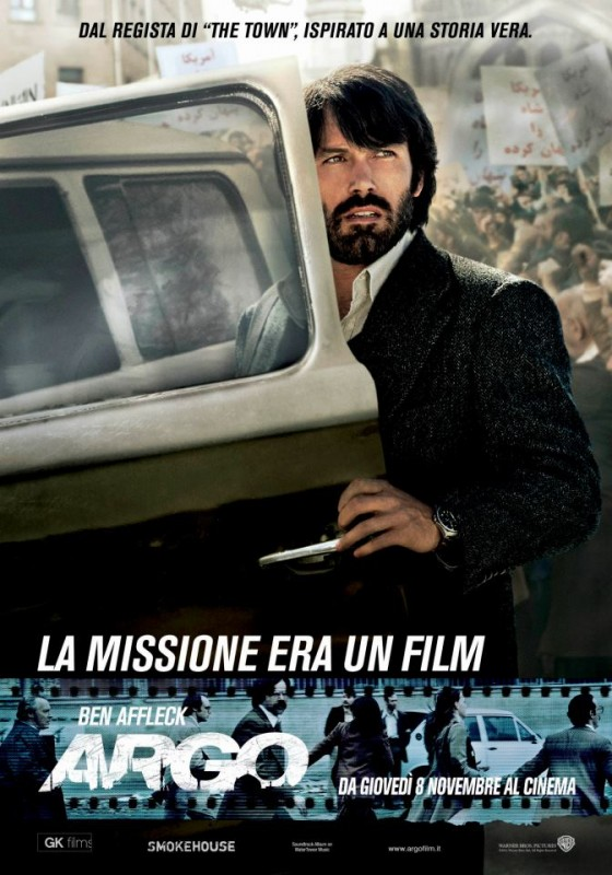 Argo: character poster italiano del personaggio interpretato da Ben Affleck