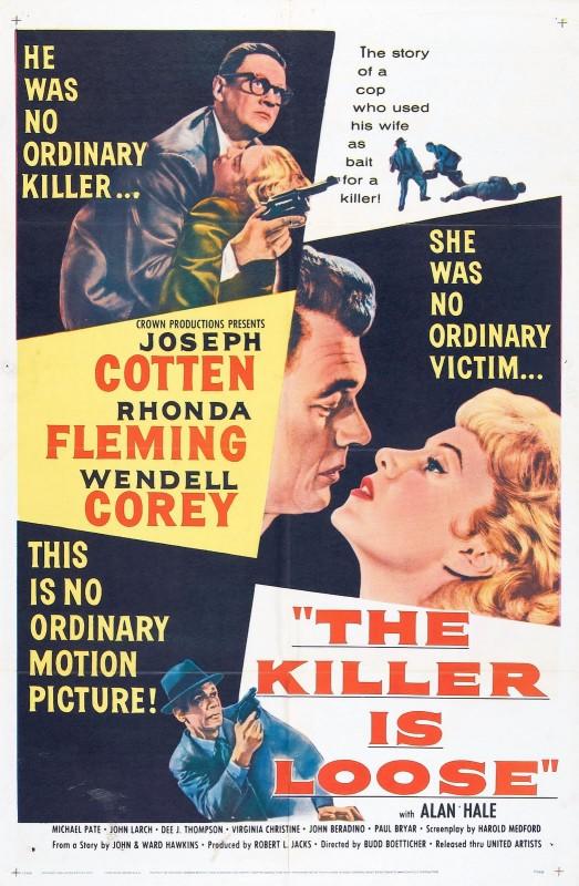 L'assassino è perduto: la locandina del film