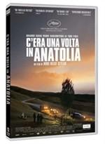 La copertina di C'era una volta in Anatolia (dvd)
