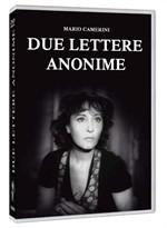 La copertina di Due lettere anonime (dvd)