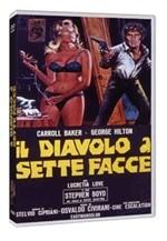 La copertina di Il diavolo a sette facce (dvd)