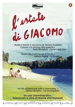 La copertina di L'estate di Giacomo (dvd)