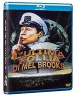 La copertina di L'ultima follia di Mel Brooks (blu-ray)