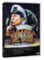 La copertina di L'ultima follia di Mel Brooks (dvd)