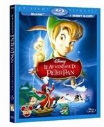 La copertina di Le avventure di Peter Pan - Edizione speciale (blu-ray)