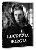 La copertina di Lucrezia Borgia (1940) (dvd)