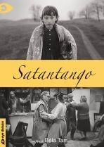 La copertina di Satantango (dvd)