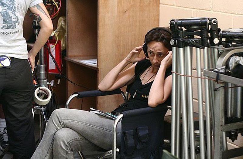Le migliori cose del mondo: la regista Laìs Bodanzky in un'immagine dal set