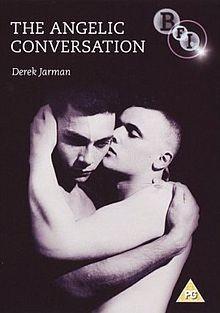 The Angelic Conversation: la locandina del film