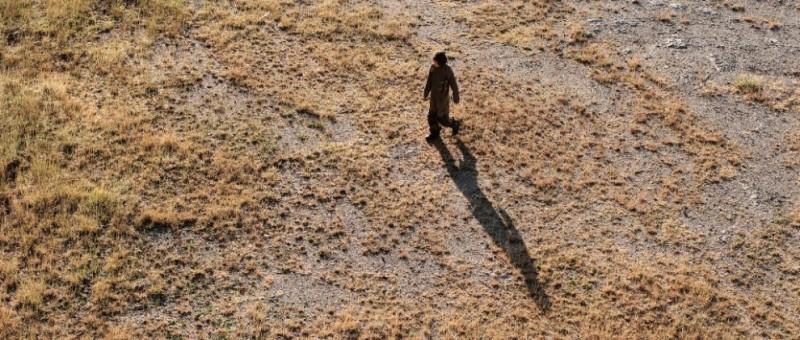 Archeo: Tommaso Finzi in una scena del film