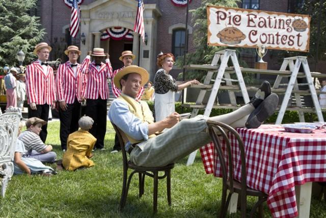 Go On: Matthew Perry nell'episodio Big League Chew
