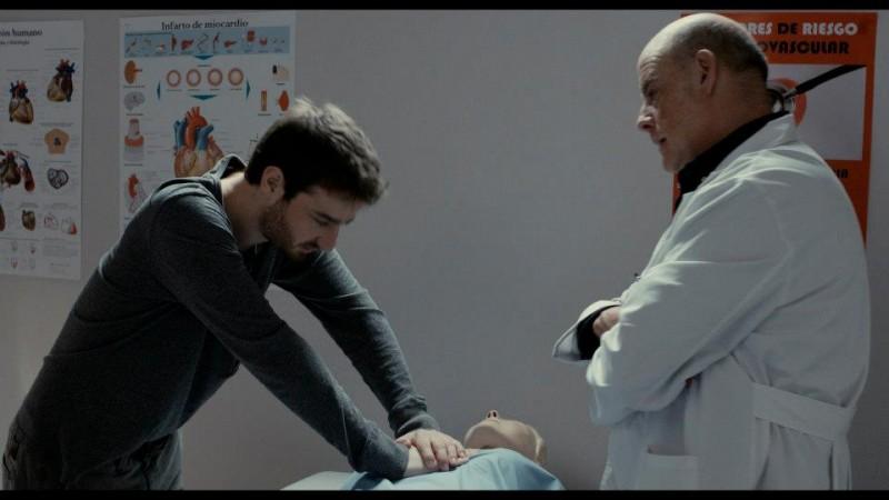 Gorka Otxoa e Aitor Mazo nella commedia spagnola Bypass