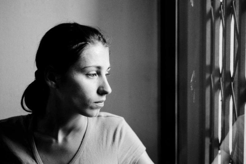 Le cose belle: Silvana Sorbetti in una scena del documentario ambientato nella Napoli del 1999