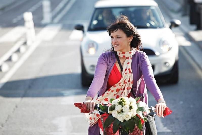 Sara Cozar in una scena di Bypass