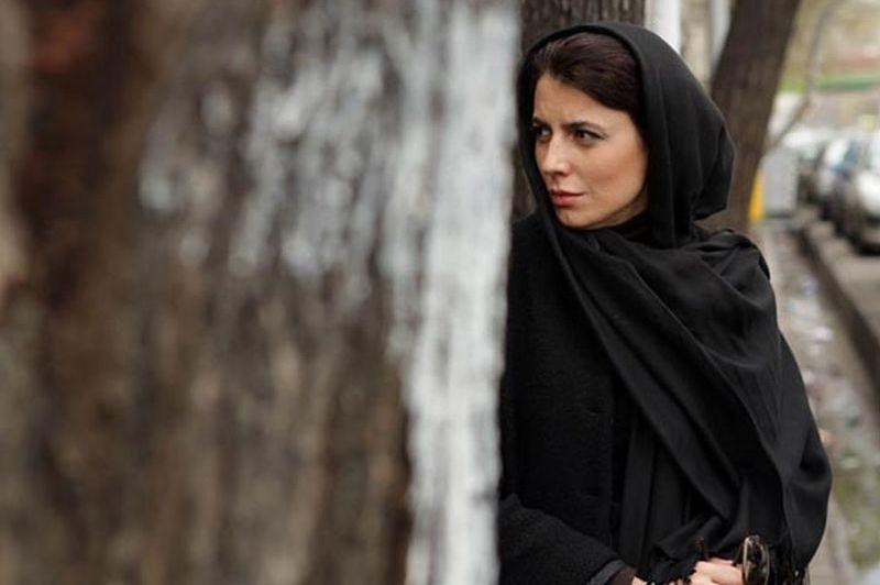 The last step: Leila Hatami in una scena del thriller drammatico diretto da Ali Mosaffa