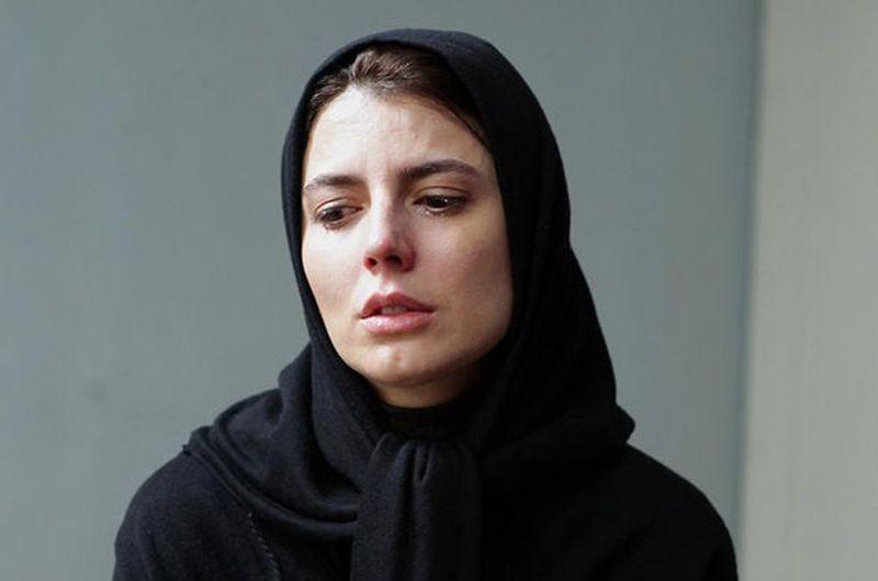 The last step: Leila Hatami interpreta l'attrice Leila, una donna disperata dopo la moglie del marito