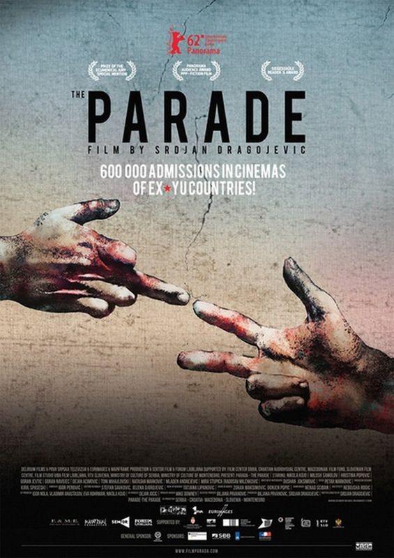 The Parade: la locandina internazionale del film