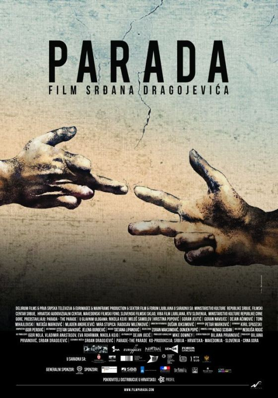 The Parade: la locandina originale del film
