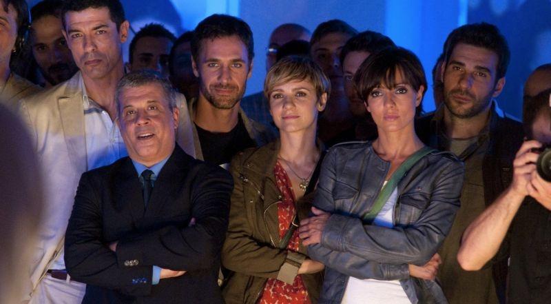 Viva l'Italia: una scena del film