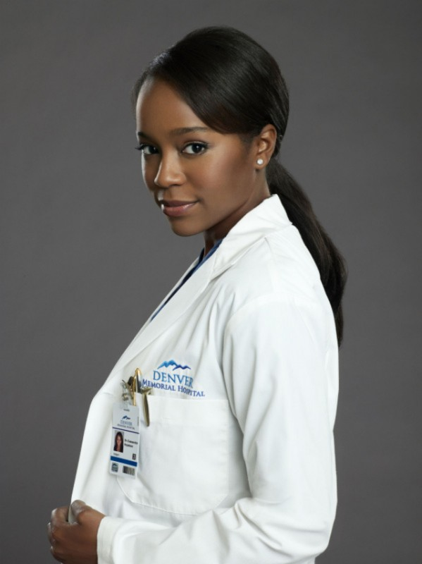 Emily Owens, M.D.: Aja Naomi KIng in una foto promozionale