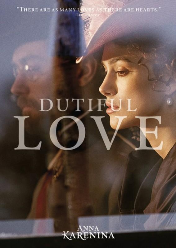 Anna Karenina: locandina Dutiful Love