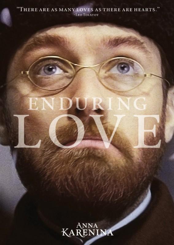 Anna Karenina: locandina Enduring Love