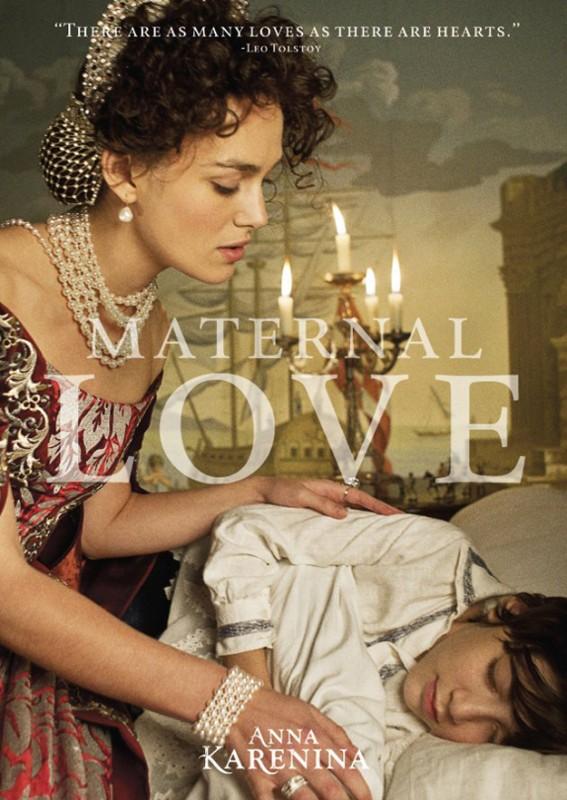 Anna Karenina: locandina Maternal Love