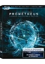 La copertina di Prometheus - Collector's Edition (blu-ray)