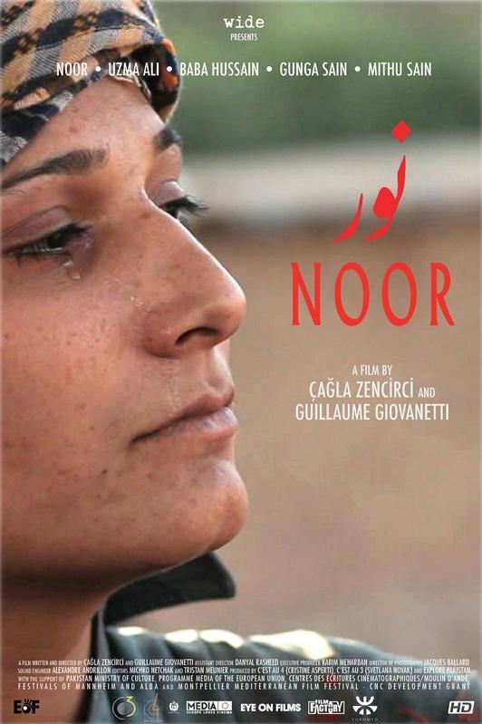 Noor: la locandina del film