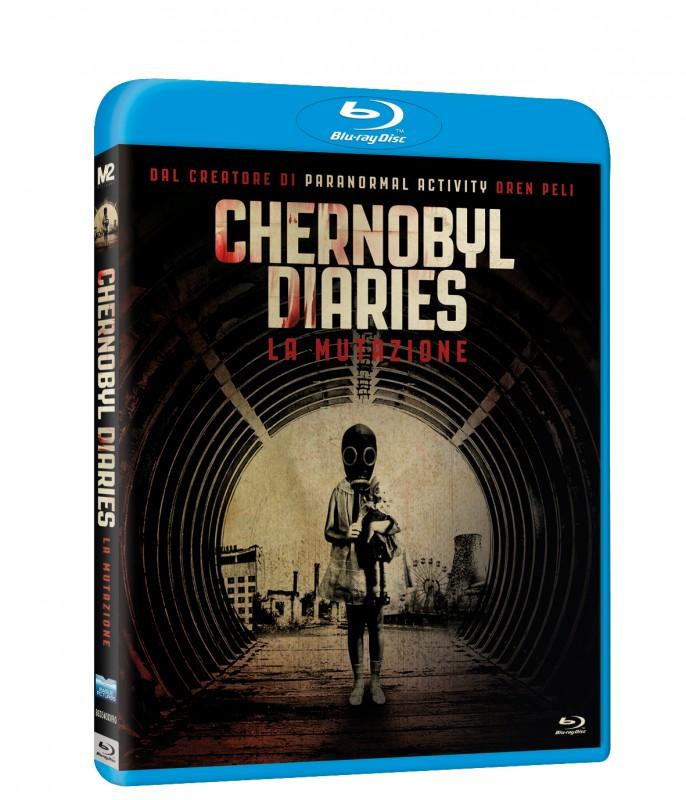La copertina di Chernobyl Diaries - La mutazione (blu-ray)