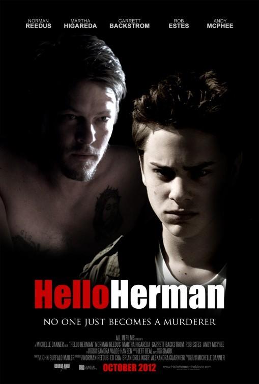 Hello Herman: la locandina del film
