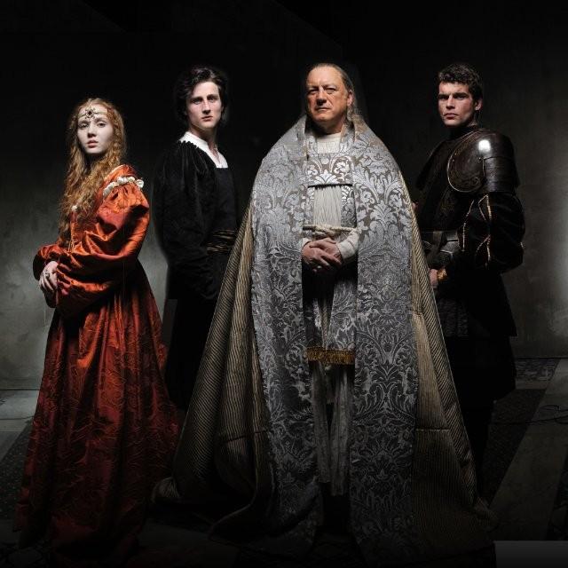 I Borgia: Un'immagine promozionale della serie