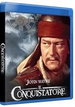 La copertina di Il conquistatore (blu-ray)