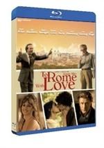 La copertina di To Rome with Love (blu-ray)