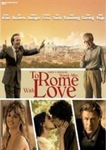La copertina di To Rome with Love (dvd)