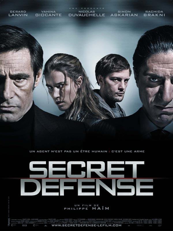 Secrets of State: la locandina del film