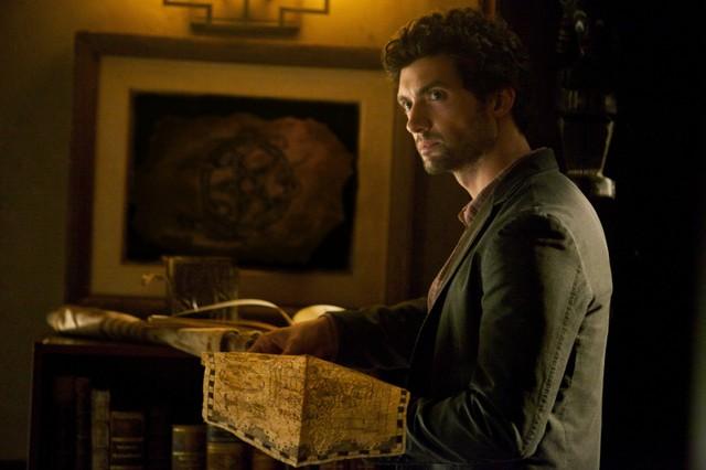 The Vampire Diaries: David Alpay nell'episodio The Five