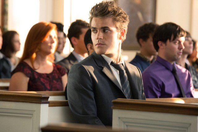 The Vampire Diaries: Paul Wesley nell'episodio Memorial