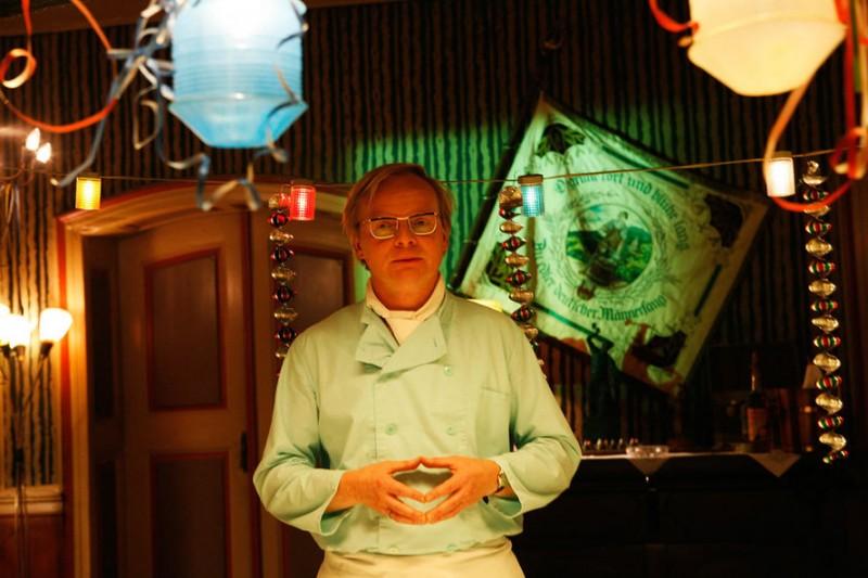 Uwe Steimle nel biopic tedesco Sushi in Suhl