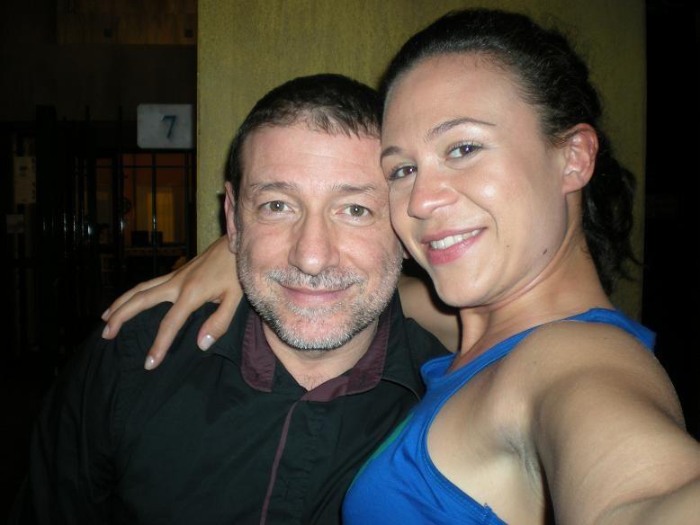 Valeria Graci e Duccio Forzano