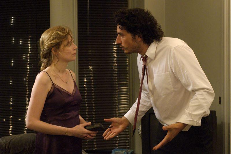 Troppo amici: Vincent Elbaz e Isabelle Carré discutono animatamente in una scena