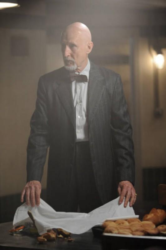 American Horror Story, Asylum - James Cromwell è il dottor Arden