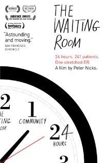 The Waiting Room: la locandina del film